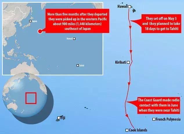 兩名女船員在海上被困五個月活了下來,然而接下來,謎團不斷……