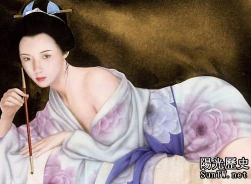 古代青樓女子