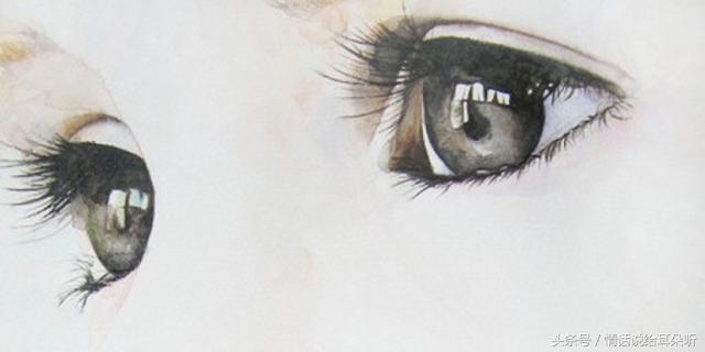 很好看的5種眼型,第5種很少人有