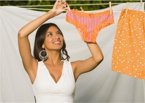 女性內褲正確清洗方法,這樣做可以防止細菌滋生,一定要告訴你的女兒!
