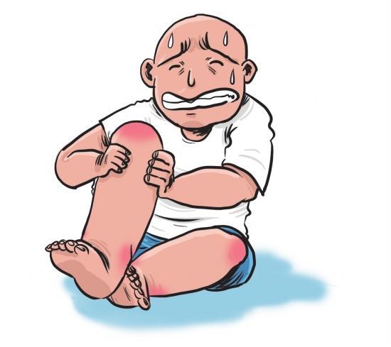 這4個信號一出現,說明痛風已經加重,尿酸結晶成石,6招讓尿酸降下來!