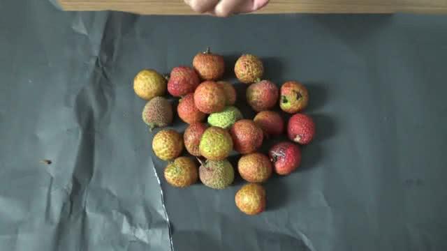 荔枝怎麼保存,教你2種實用的方法,放上幾天都不變味不發黑