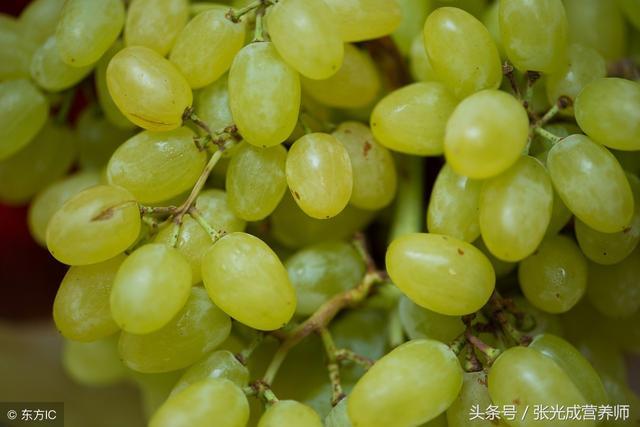 紫葡萄、紅葡萄、白葡萄功效各不同,常吃身體有哪些變化?