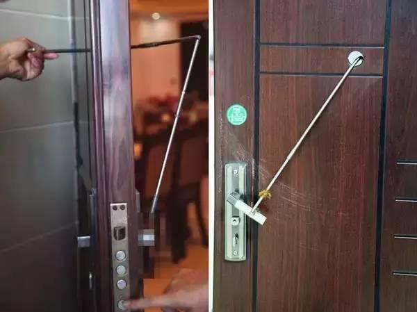 出差住酒店時,記得睡覺前拿2個杯子放在門把上!