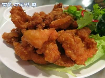 用南乳炸雞翅、炸豬肉,又脆又香,超贊!包你多吃兩碗飯!