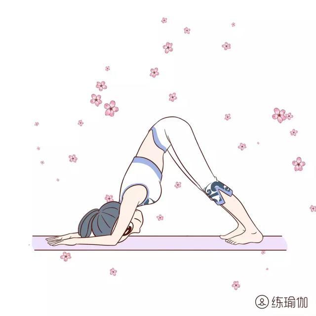 5個瑜伽體式,堅持練,60歲皮膚還是很年輕,身體也苗條