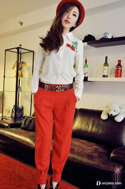 【女孩們一起潮爆過新年!】新年就要穿得紅紅噠 ♥ 長輩看到喜歡紅包都給大封點