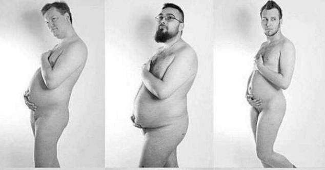 首例男性子宮移植成功!男人終於可以生小孩啦!!!看這過程有夠神奇...