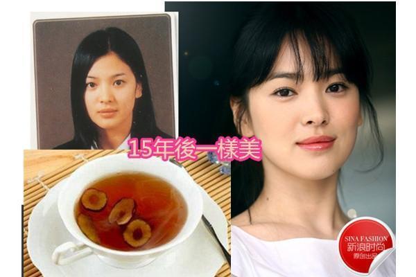 她15年後的模樣竟比剛出道還要年輕!!原來是因為每天喝這樣東西!!便宜又健康的食材,你一定要試試!