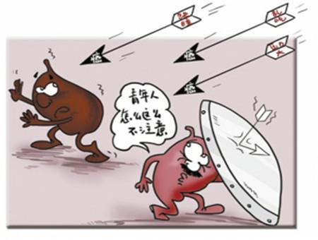 胃癌年輕化,6個早期信號不可忽視