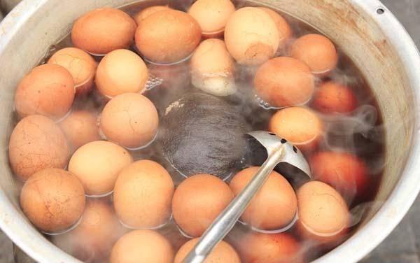 茶葉蛋不為人知的「驚人秘密」 沒想到茶葉蛋那麽毒