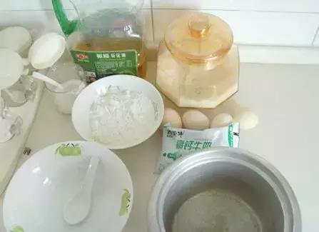 電飯鍋做蛋糕如此簡單!保存好,別丟了!