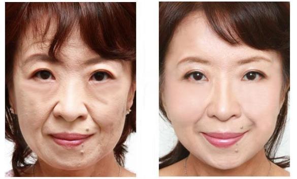 女人再懶也不能邋遢,睡前用2個護膚小秘方擦臉,撫平皺紋很有效