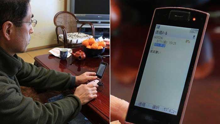日本二男考國家潛水執照,為了尋找在海嘯失蹤的妻女堅持潛水了4年! 最後發現妻子未能成功發送的簡訊竟然是…