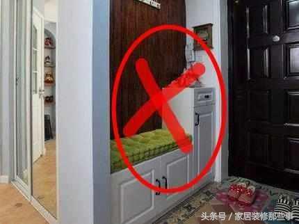 風水大師爆料:玄關鞋櫃千萬不能這樣擺,晦氣得很