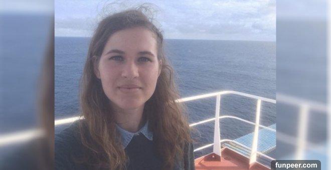 這個妹子獲得「免費遊輪招待券」,剛開始還很興奮的她,沒想到竟發現登上船是「這輩子」最錯誤的決定......