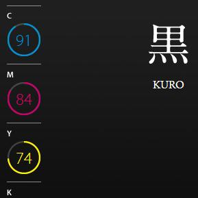 日本很火的「顏色心理測試」,準到可怕!