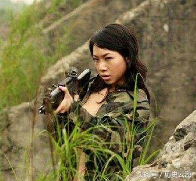 越南女兵為何從不穿內衣!原來真相居然是
