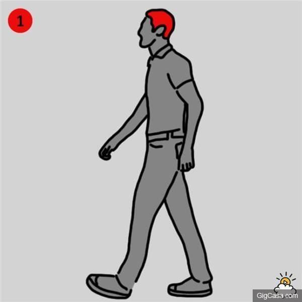 每天「走路30分鐘」人體會產生什麼變化?90%的人都不知道!一張圖直接讓你看懂!沒想到「這些部位」竟然都...太驚人了!