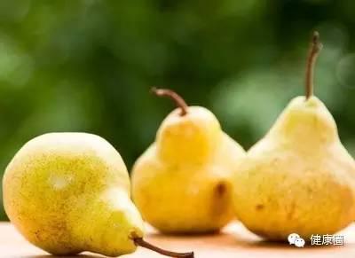 養生支招:梨品種不同,效果也不同,你吃對了嗎?