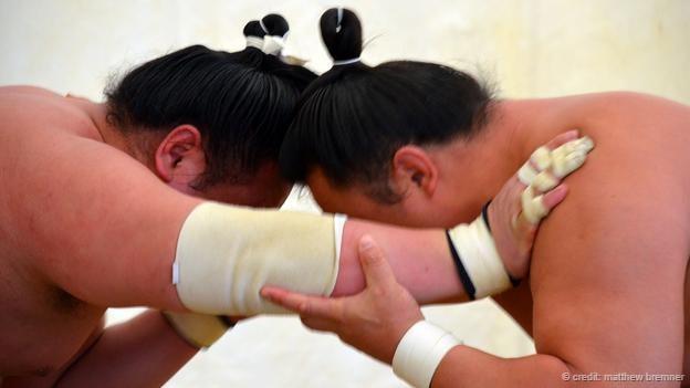 日本相撲手的幕後生活 原來不只是吃和睡呀!!