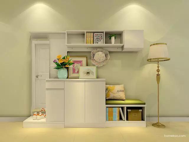 你家玄關鞋櫃為啥那麼土,看看別人家的鞋櫃吧!