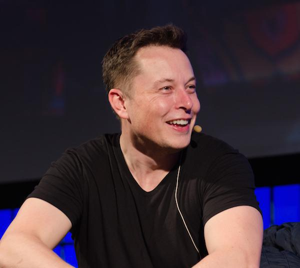 Elon Musk Musk was bullied as a child and didn't really fit in with the other kids. He spent all his time reading and teaching himself computer programming. Now he's CEO of SpaceX and Tesla.