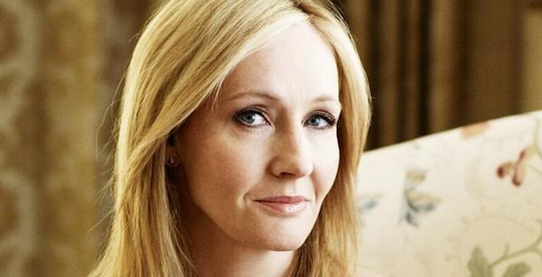 JK Rowling When the idea for Harry Potter came to Rowling, she was traveling and didn't have a pen.