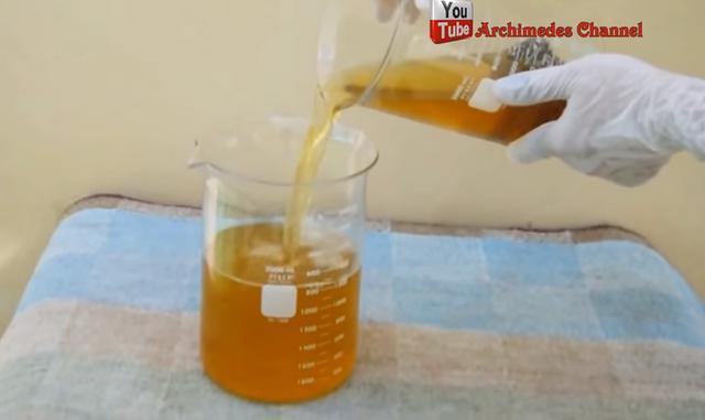 男子用一廢棄物品竟提煉出了黃金,全過程被揭秘!