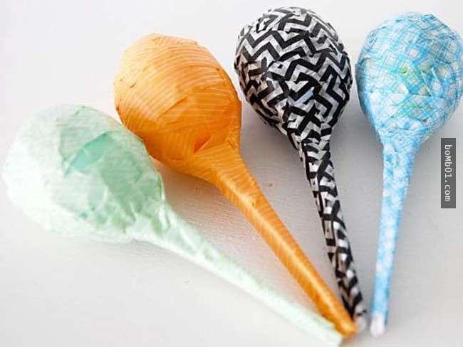 看過這18個讓生活增添趣味的創意作品後,我決定不再把用過的塑膠湯匙丟掉!