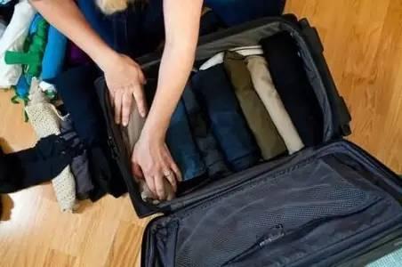 超實用的十五個旅行收納技巧!讓行李箱騰出更多空間