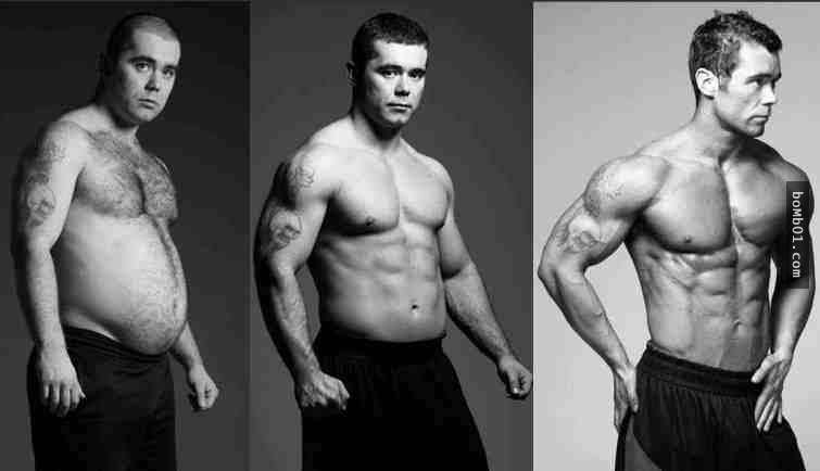 網友傳授4招讓你「一年瘦36公斤」的方法,看完最後一個步驟我怎麼覺得很想哭…