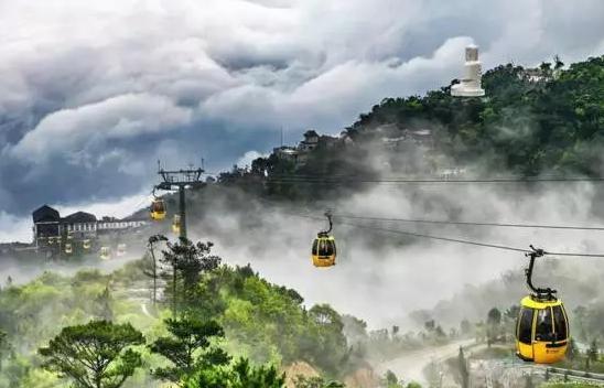在中國坐2小時高鐵就能到達這個神秘國度,便宜又美麗!