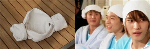 韓國汗蒸房裡那點兒不可不知的事