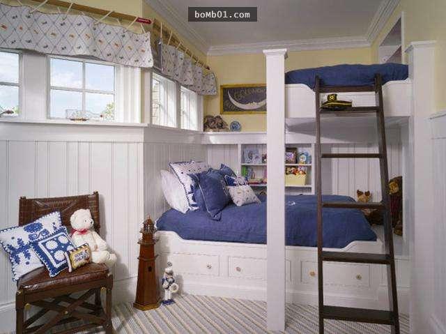 34個「要是早點看到我就會這樣裝潢」的完美絕倫臥室設計。
