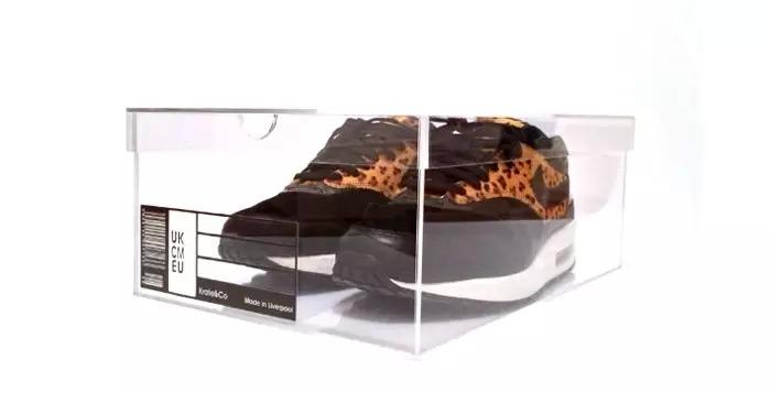 原來球鞋是這樣存放和保養的