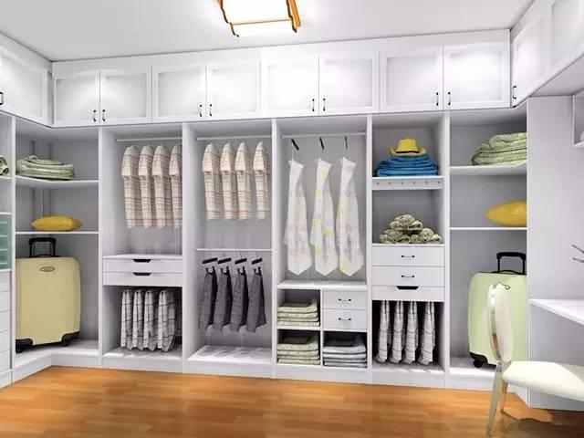 衣櫃這樣設計,沒有一個女人能抗拒!
