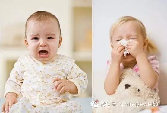 寶寶總是流鼻涕,但不發燒不咳嗽該如何護理?