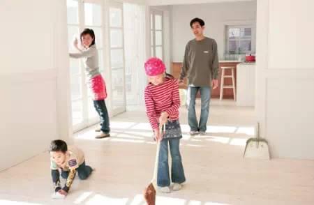 小竅門輕鬆清潔家裡的污垢**
