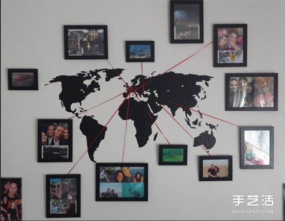 用充滿回憶的相片DIY布置屬於你的溫馨空間