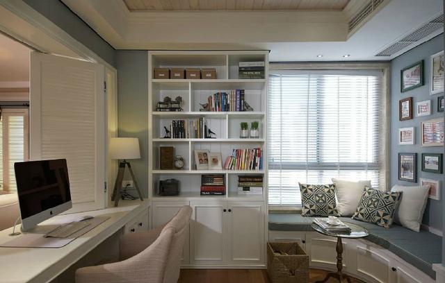 合肥人你家書房這樣布置,才夠有情調!