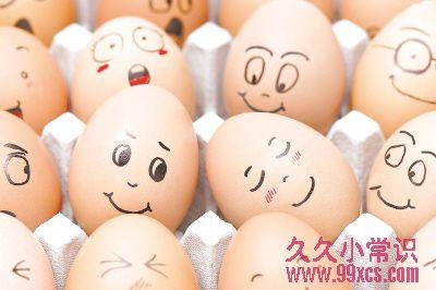 八招讓你判定蛋是否新鮮