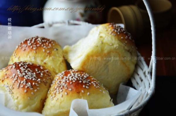 12款香軟好吃小面包做法,簡單易學的小餐包配方大全