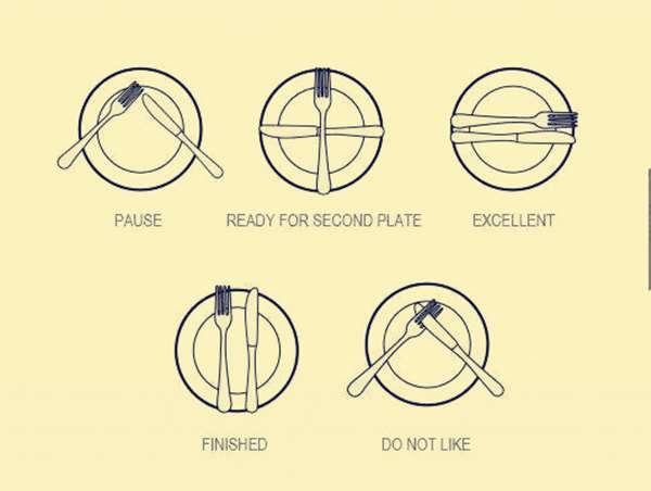 餐桌禮儀等於個人「教養」!如果不想丟臉,你一定要把這些餐桌禮儀學會~尤其是第3點!