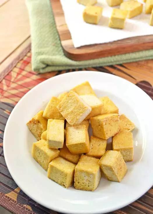 輕食減肥法之豆腐瘦身菜