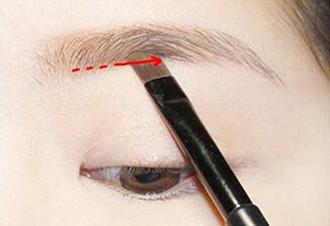 糾結眉形?其實,你的臉型適合這樣的漂亮眉毛!