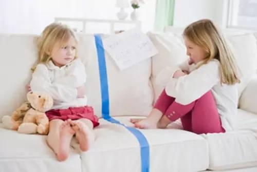孩子的這些壞行為,是成長的信號
