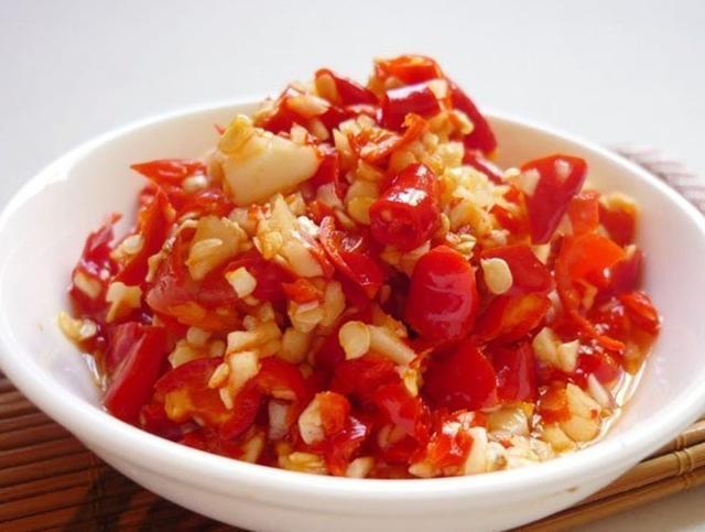 剁椒的做法 美味剁椒做法簡單