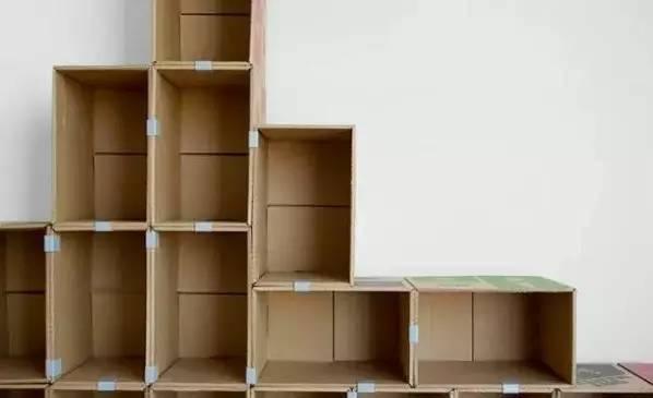 紙箱千萬別扔,原來用處這麼多!