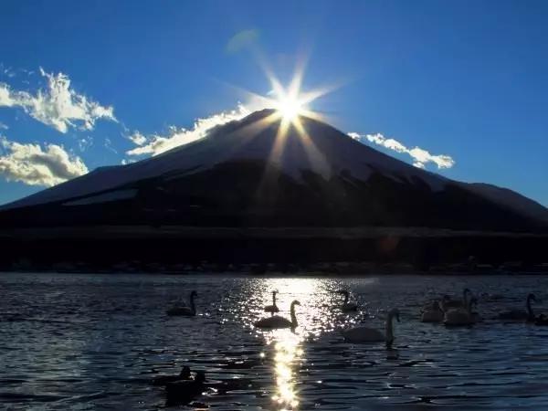 日本人都很難見到的絕美奇景
